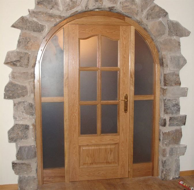 Puertas de madera en madrid for Puertas de madera madrid